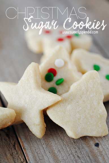 Christmas-Sugar-Cookies