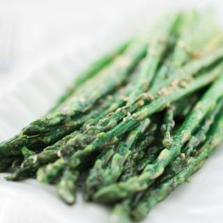 Garlic Butter Asparagus