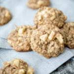 Sweetly Splendid - Apple Cinnamon Oatmeal Cookies