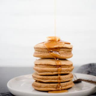 Sweetly Splendid - Gingerbread Pancakes